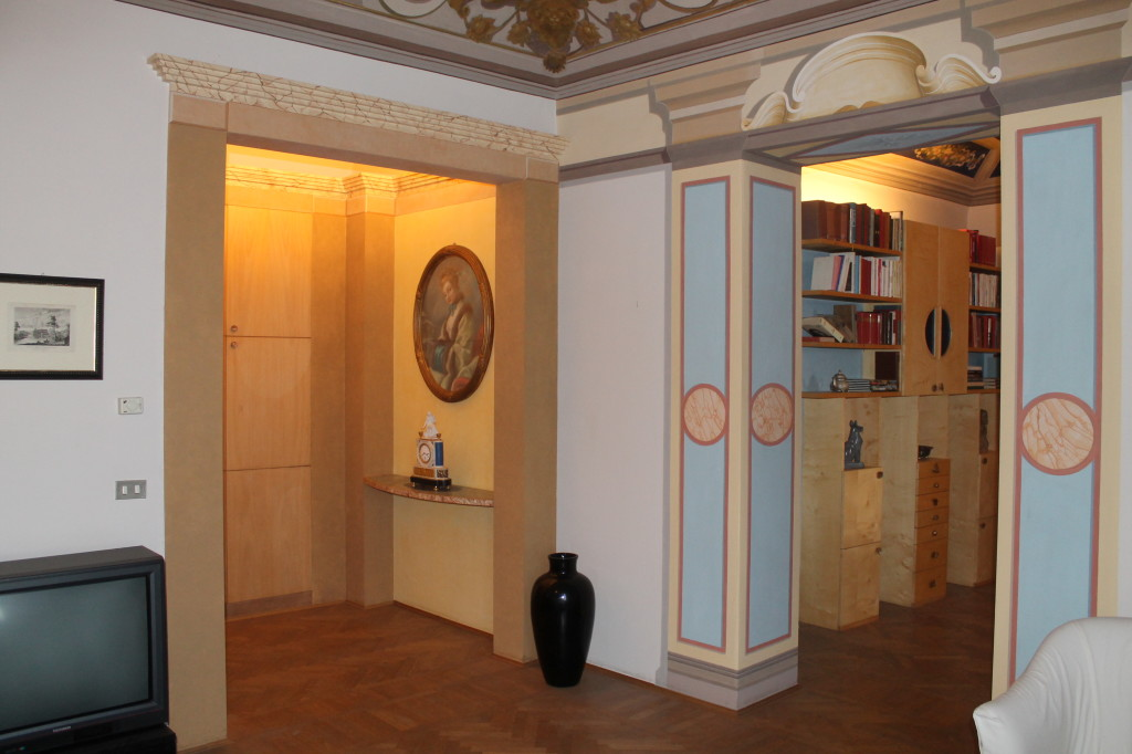Arredamenti interni studio di architettura guerri for Architettura arredamento d interni