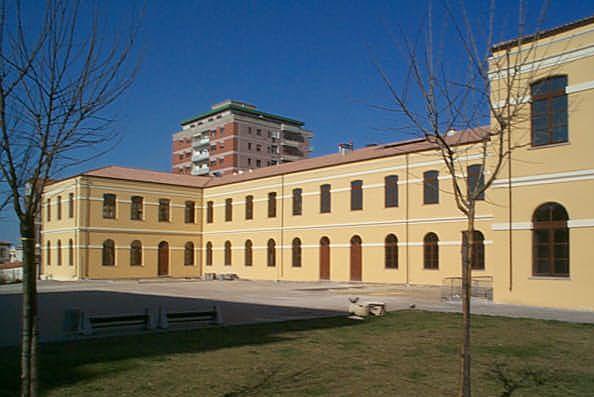 Restauro complesso Ex Liceo di Lanciano
