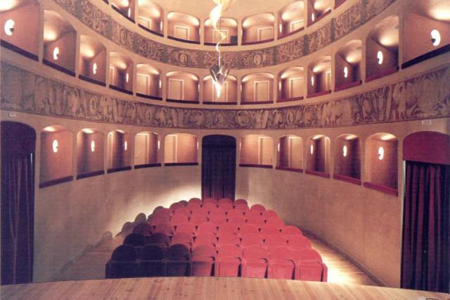 Restauro Teatro Riuniti