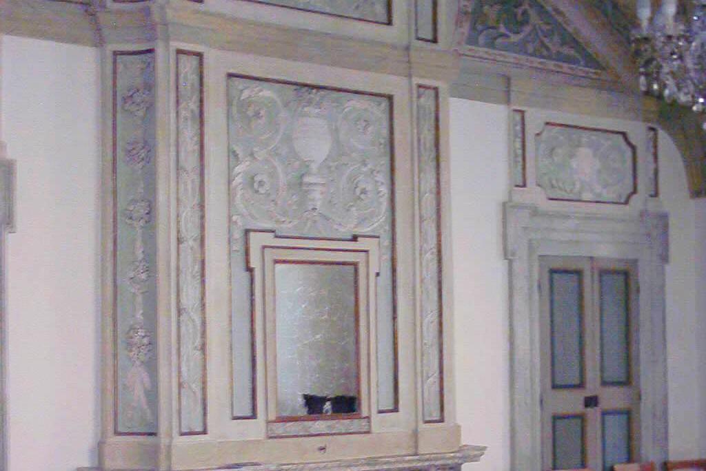 Restauro Palazzo Borgia Mandolini
