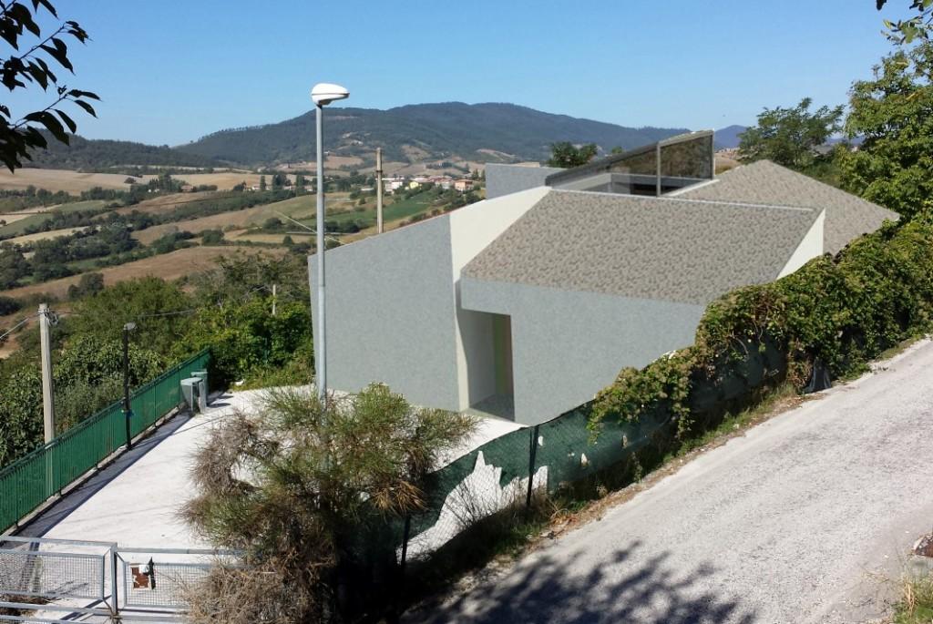 Rendering progetto S.Savino
