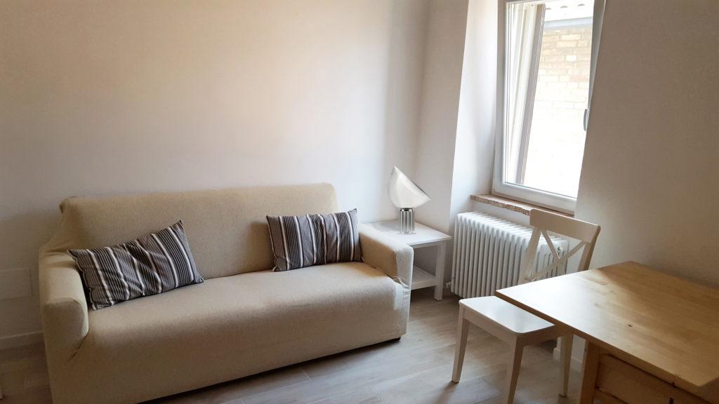 Soggiorno/cucina appartamento 2